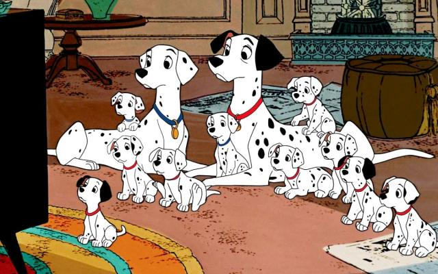 101 Dalmatians Cartoon Picture 3