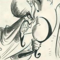 Evil Jafar sketch!