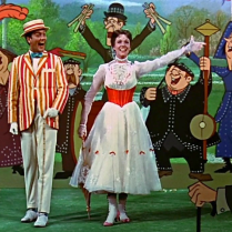 Mary Poppins must throw some awesome parties.