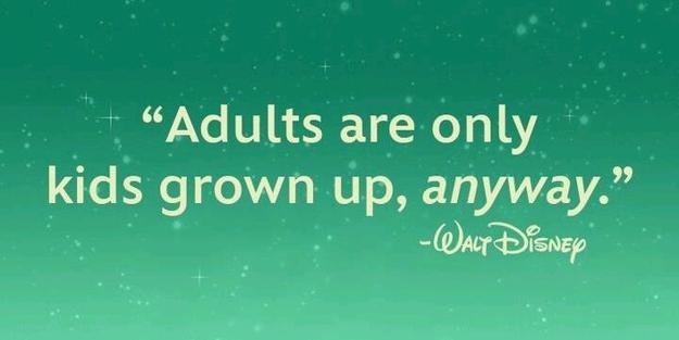 I love Disney's way of thinking!