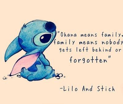 lilo and stitch ohana   The Disney Diva  lilo and stitch...