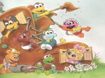 The Muppet Babies are so cute!