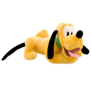 Pluto plush