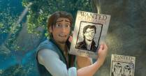 """They just can't get my nose right!"" Flynn, worry more about the fact that you're on a WANTED poster!"