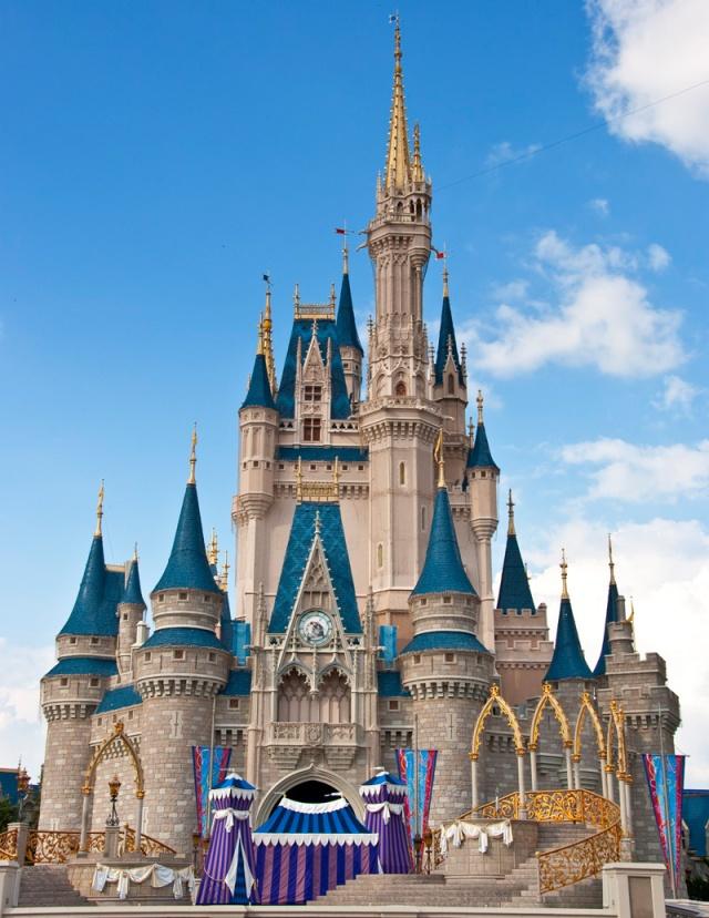 Cinderella's Castle!