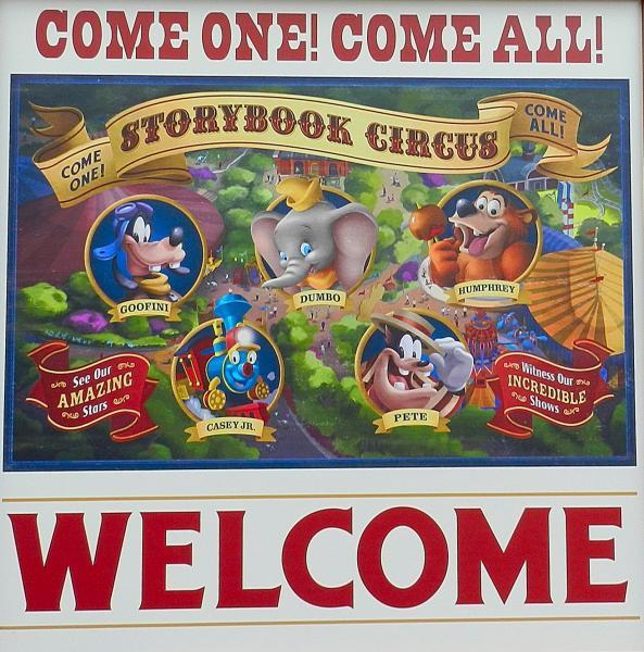 Storybook Circus!