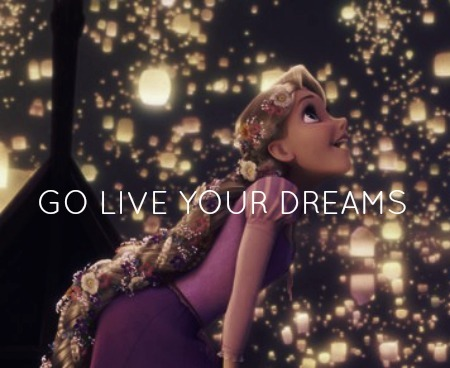 Go Live Your Dreams!