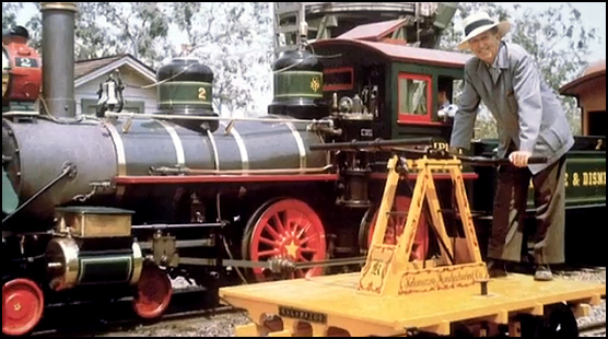walt trains
