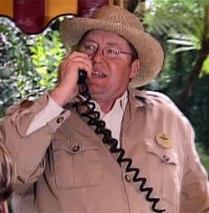 Skipper John Lasseter!
