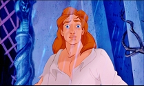 Prince Adam (The Beast) from Beauty and the Beast