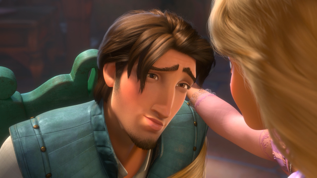 Flynn Rider from Tangled