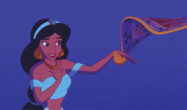 "Jasmine - ""BEAUTY IS ONLY SKIN DEEP"""