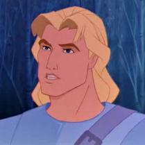 John Smith from Pocahontas