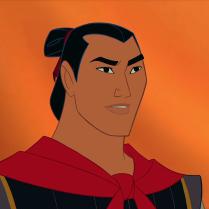 Shang from Mulan