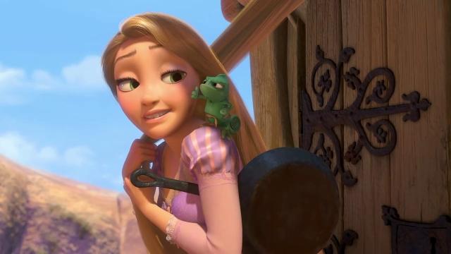 "Rapunzel - ""LIVE YOUR LIFE"""