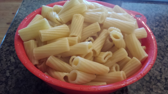 Is there a lovelier site than that of a bowl of pasta?