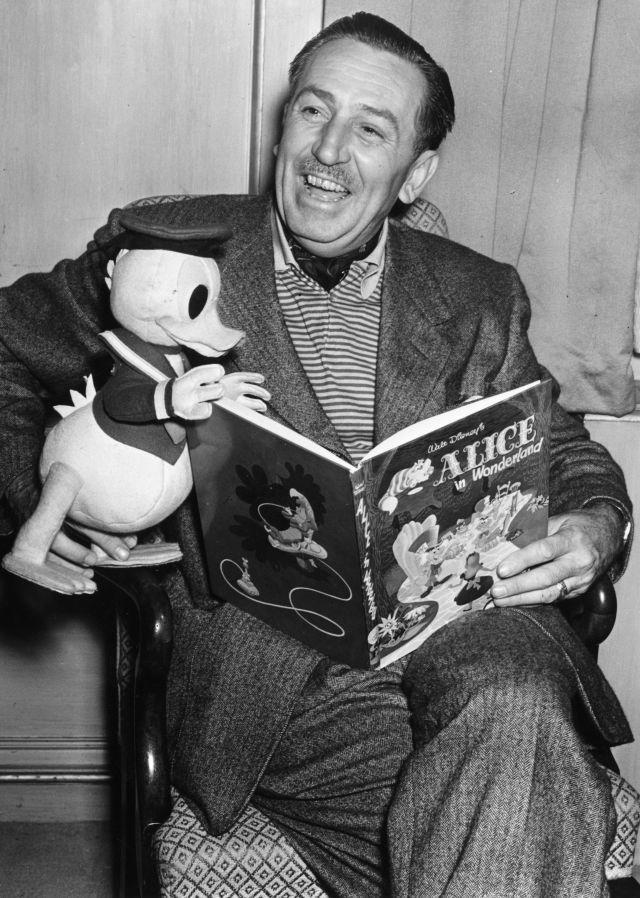 Disney With Donald