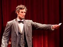 Honest Abe!