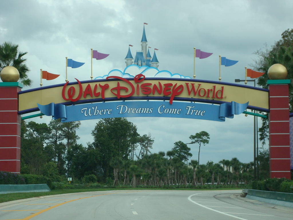 my trip to disney world essay If you can ignore the crass commercialism, something i've already talked about in my essay art, greed, and entertainment: my visit to walt disney world, disneyland.