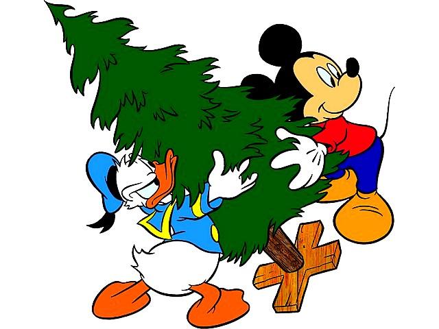 Disney-Christmas-Tree