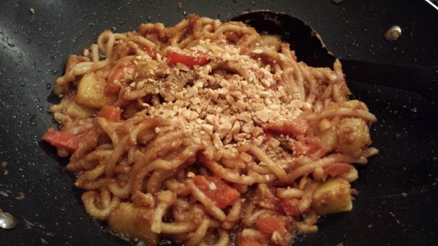 Stir Fried Noodle Complete