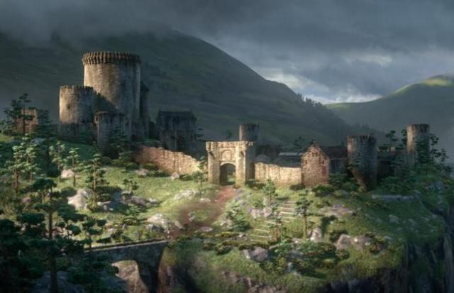 DunBroch_Castle