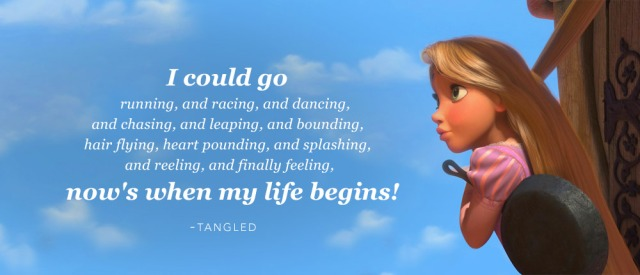 tangled quote