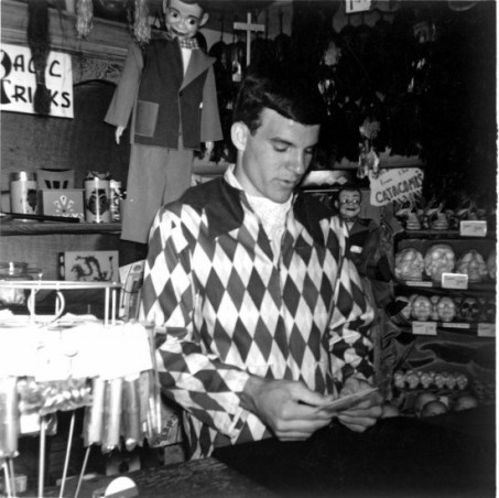 steve martin magic shop
