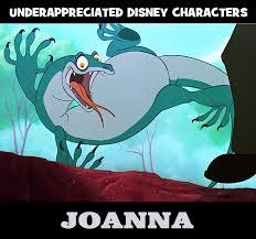 joanna the goanna