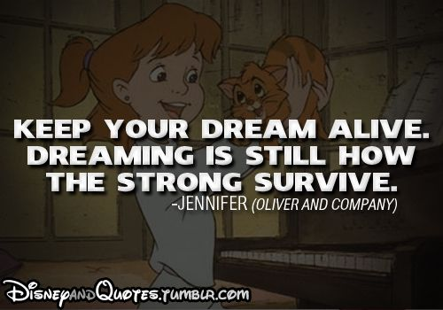 oliver and company quote