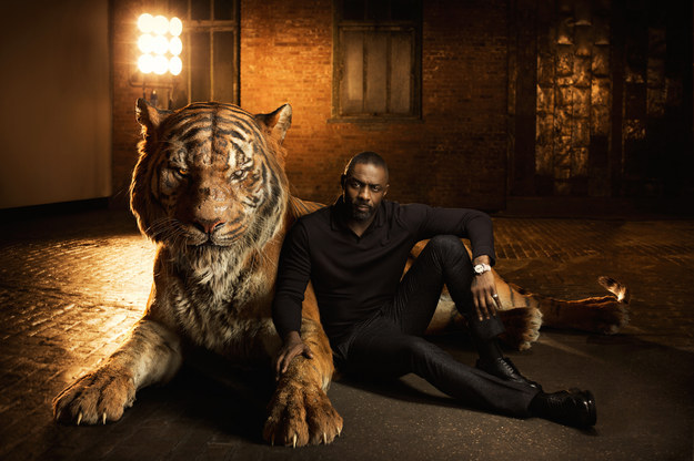 idris jungle book