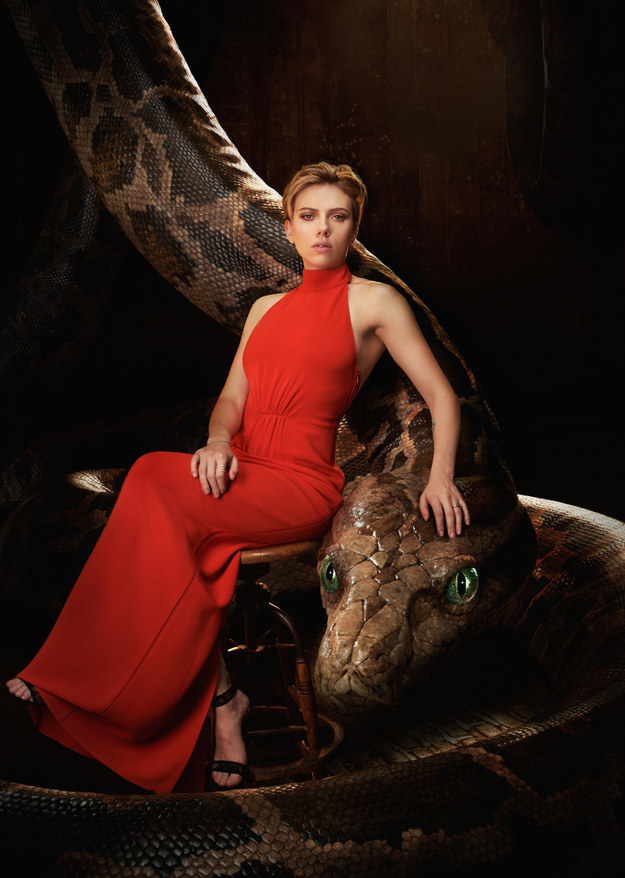 scarlett jungle book