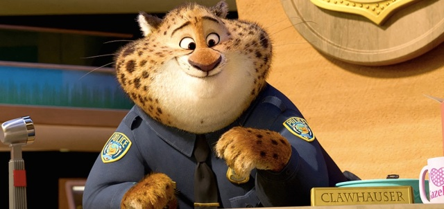 We love you Clawhauser <3