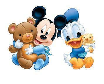 mickey-donald-baby
