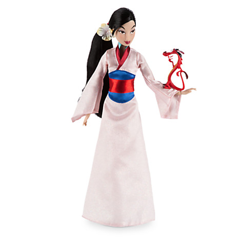 mulan-doll