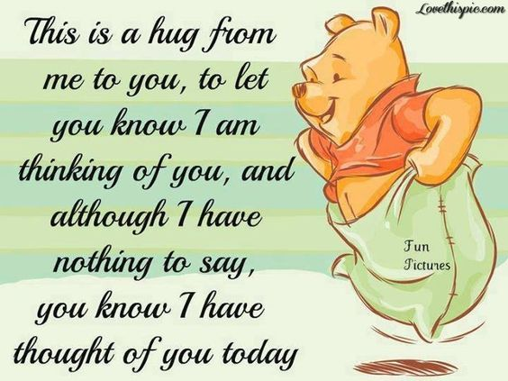 pooh-thoughtful